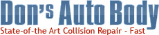Don's AutoBody - State-of-the Art Collision Repair - Fast